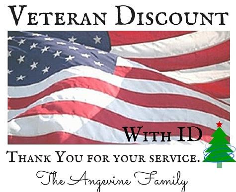 1 Veteran Discou 1
