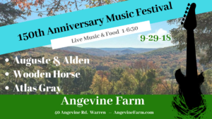 150th Anniversary Music Festival
