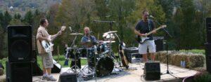 Cajun Ray and The Steamers at Angevine Farm @ Angevine Farm